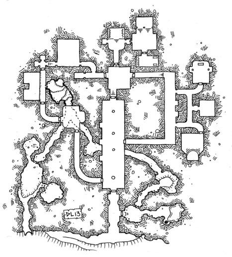 [Friday Map] Devon's Hall | Jeux de Rôle | Scoop.it