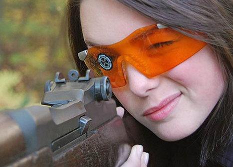 TFB: EyePal Peep Sighting System   Popular Airsoft   Airsoft Showoffs   Scoop.it