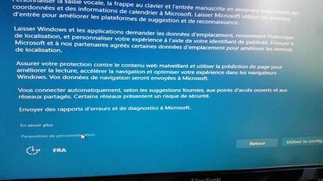 Windows 10 : faites très attention à l'installation ! | ZeHub | Scoop.it