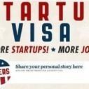 Start-up Visa : Barack Obama ouvre ses bras aux entrepreneurs ... | My Interest | Scoop.it