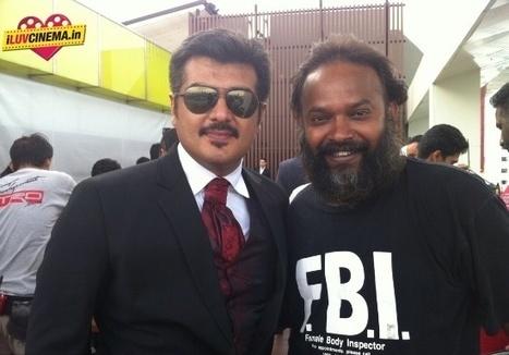Is Venkat Prabhu not directing Mankatha Hindi remake ?   kollywood   Scoop.it