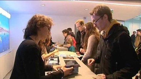 Bordeaux : affluence au nouvel Office de tourisme | Actu Réseau MOPA | Scoop.it