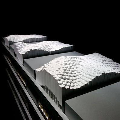 Movie: Hiroshi Ishii on MIT Media Lab's Transform shape-shifting table | IHM-and-design | Scoop.it