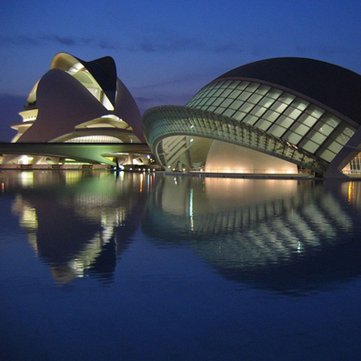 Calatrava's City of Arts and Sciences is 'amazing', says George Clooney | D_sign | Scoop.it