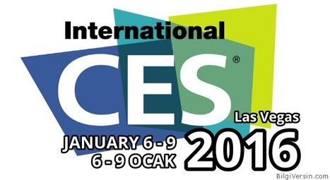 2016 International Consumer Electronics Show; January 6th - 9th in Las Vegas, NV | Space Conference News | Scoop.it