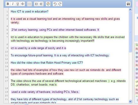 PrimaryPad. Traitement de texte collaboratif pour l'ecole | Collective intelligence | Scoop.it