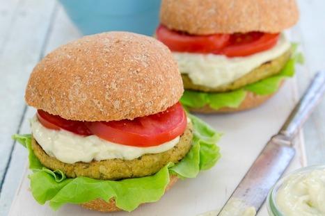 Artichoke Sunflower Burgers [Vegan, Gluten-Free] | My Vegan recipes | Scoop.it