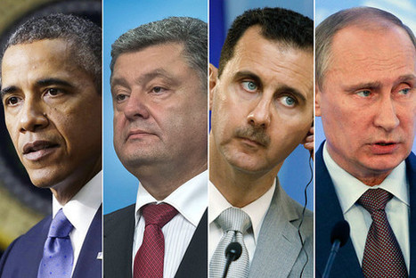 Syria - Ukraine: What's the Difference? | Global politics | Scoop.it