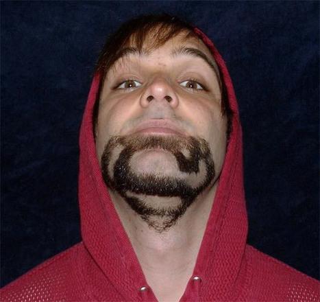 Superman Beard | All Geeks | Scoop.it