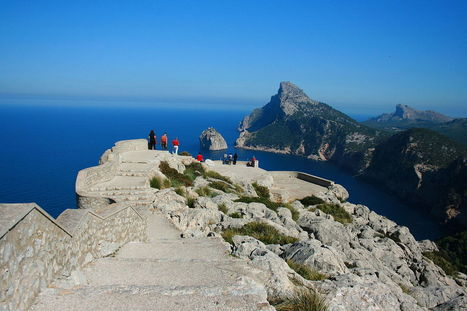 A walk through the most beautiful viewpoints of Mallorca | Hotels in Spain | Scoop.it