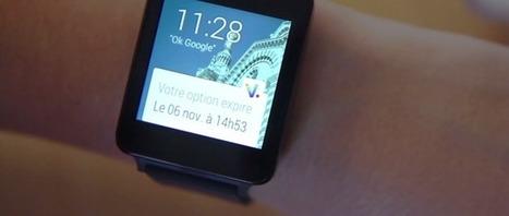 L'application Voyages-SNCF.com est désormais compatible avec Android Wear - FrAndroid | Evolution des usages par les nouvelles technologies | Scoop.it