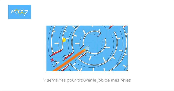 [Today] Le MOOC 7 semaines pour trouver le job de mes rêves | MOOC Francophone | Scoop.it