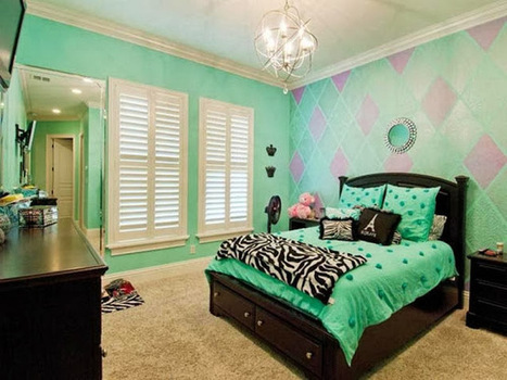 The Best Idea of Paint Colors for Bedrooms | All Kinds of Furniture | newfurnituresdesign.comm | Scoop.it