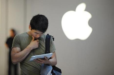 Cette nuit en Asie : Apple contre l'Etat chinois : l'arroseur arrosé... | Geeks | Scoop.it