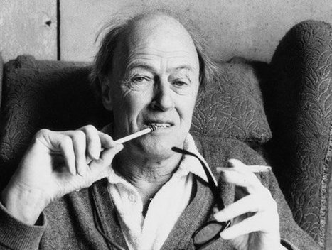 Six words added to Oxford English Dictionary to celebrate Roald Dahl's 100th Birthday Anniversary – MyKotori | Writing and publishing books | Scoop.it