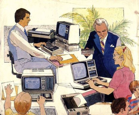 Inside the pages of a 1981 Radio Shack catalog | Tudo o resto | Scoop.it