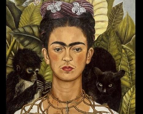 Frida Kahlo, la reina de los autorretratos   Educación   Scoop.it