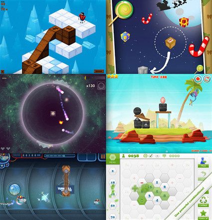 Starling games on mobile round-up: Drwal wraca do... | Everything about Flash | Scoop.it