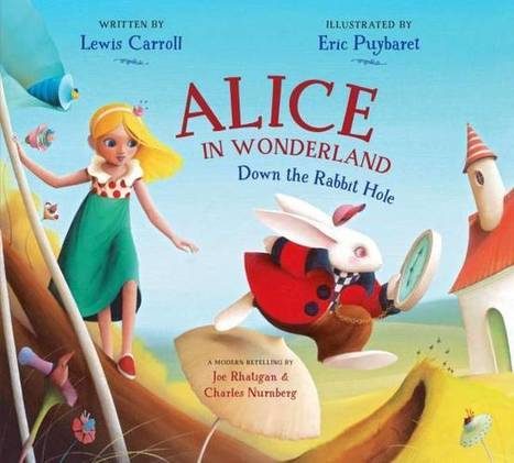 'Down the Rabbit Hole' takes a new look at Alice - Books - NorthJersey.com | Lit & Go | Scoop.it