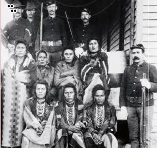 Trial of Tears Cherokee Family- ThingLink | Cherokee | Scoop.it