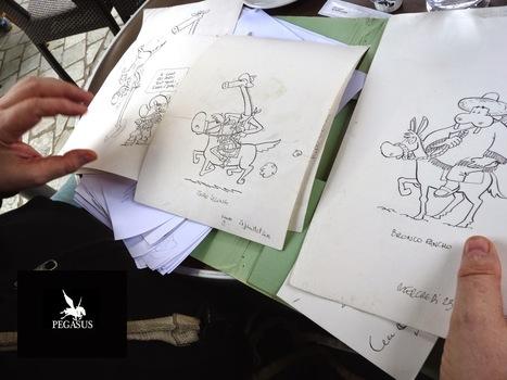 Revue de presse de Tarek: Séjour à Bruxelles | Bande dessinée et illustrations | Scoop.it