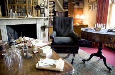 Literary Connections | English Heritage | Famous Literary Locations | Scoop.it