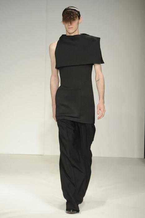 JW Anderson Menswear 2014 | Womens Runway Fashion For Men ... | Men and womens fashion | Scoop.it