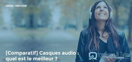 Le site du jour : comment choisir son casque audio ? | Freewares | Scoop.it