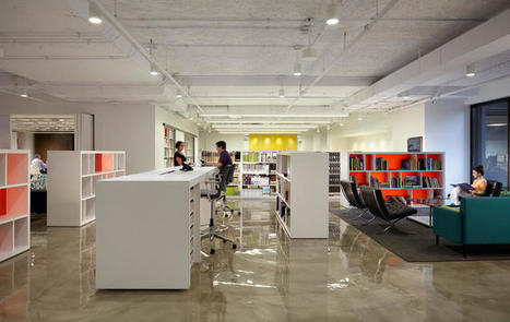 5 Ways To Make An Office A Nice Place To Work, Not A Soul-Sucking Pit Of Despair   Manager l'innovation   Scoop.it