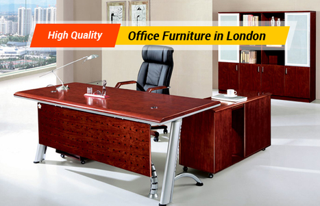 High Quality Office Furniture in Londo | Office Furniture UK | Scoop.it