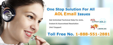 Contact AOL Support for Technical Help on Phone Number   AOL Email Techncial Support & Help   Scoop.it