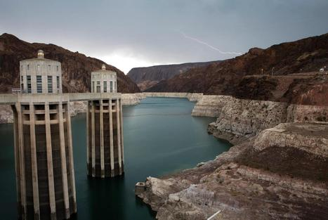 Southwest braces as Lake Mead water levels drop - US News | Sustain Our Earth | Scoop.it