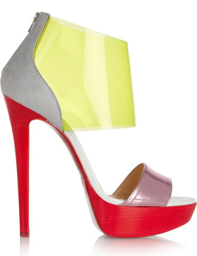 News: Christian Louboutin Opens at Saks, John Galliano's Interview Is Online | Top Shoes | Scoop.it