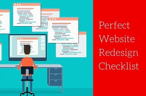 Checklist for Website Redesign   Website Pages Advice   Scoop.it