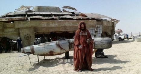 25 nouvelles photos du tournage à Abou Dabi   Star Wars: épisode 7   Scoop.it