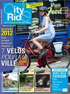 City Ride, le magazine du vélo urbain | Balades, randonnées, activités de pleine nature | Scoop.it