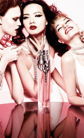 Thierry Mugler launches QR code operation for Womanity Eau Pour Elles - MoodieReport | Using QR Codes | Scoop.it
