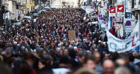 A Marseille, la marche républicaine n'a pas beaucoup rassemblé | artslogic | Scoop.it