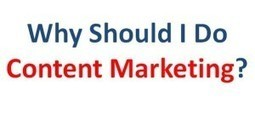 Why Do Content Marketing? - B2B Marketing Insider | La nueva comunicación social | Scoop.it