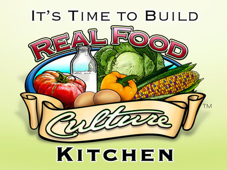 Real Food Culture Kitchen Project | reNourishment | Scoop.it