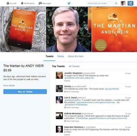 Nouveautés Twitter : pages produits, pages locales, bouton 'Buy on Twitter' et collections de pages - Blog du Modérateur | Réseaux et médias sociaux, veille, technique et outils | Scoop.it