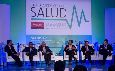 II Foro Latinoamericano de Salud: Expertos coinciden en la importancia de la telemedicina | Cluster Salud, La Industria de la vida | EL MUNDO DE LAS HISTORIAS CLÍNICAS,TELEMEDICINA y APS | Scoop.it
