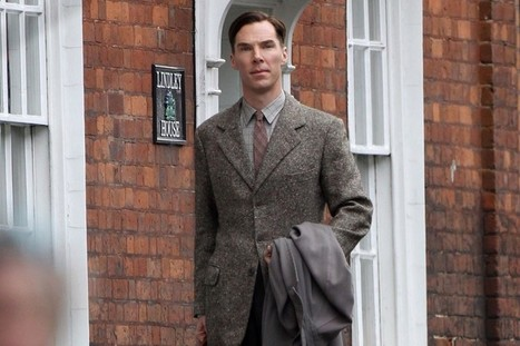 VIDÉO - Benedict Cumberbatch demande la grâce de 49.000 homosexuels | Le numérique et la ruralité | Scoop.it
