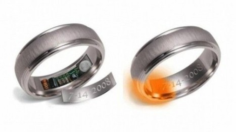 The Remember Ring Won't Let You Forget Another Anniversary Again | Strange days indeed... | Scoop.it