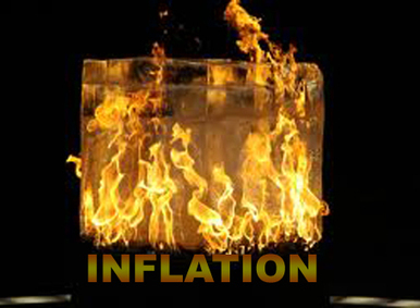 Inflation – Difficult to Move, But Once Moving, Hard to Control | Global Economy, Stocks, Commodity & Currency Markets | Scoop.it