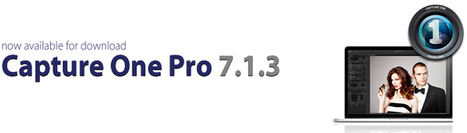 Capture One Pro 7.1.3 Released | Capture One Post Processing | Scoop.it