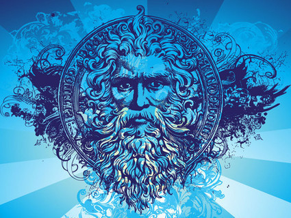Vector gods 3 Design Inspiration   Vector Gods Showcase | Visual Inspiration | Scoop.it