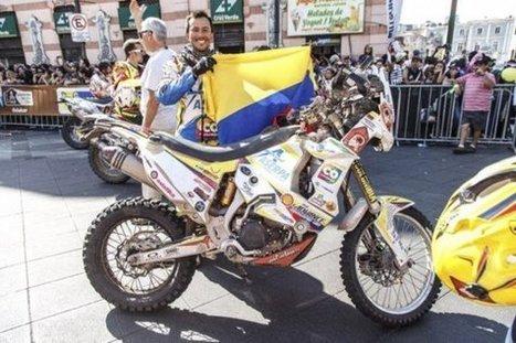 COLOMBIA - Seis colombianos participaran en el Rally Dakar 2016 | Motos Peru | Scoop.it