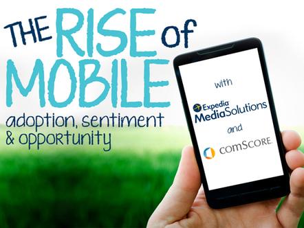 Etude Expedia & Comscore sur le mobile aux Etats Unis   eTourism Trends and News   Scoop.it