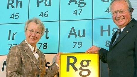 Nueva tabla periódica: cuatro elementos «superpesados» amplían la química | Creatividad en la Escuela | Scoop.it